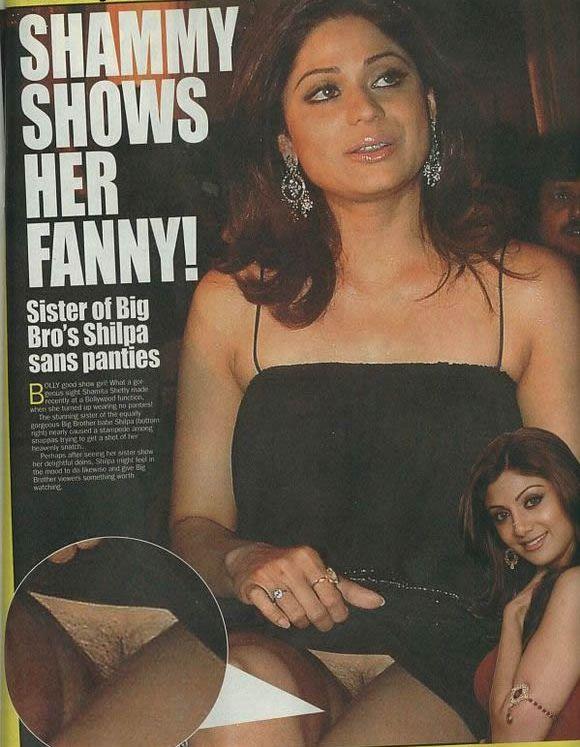 Shamita Shetty Pussy Slip Nude Peperonity